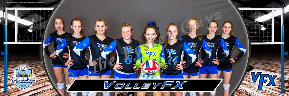 VolleyFX 14 Conjure (WE) - 15 Club smiling
