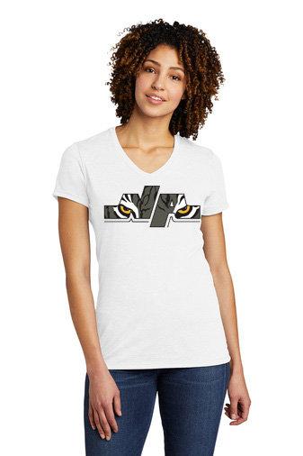 NAFH-Women's Allmade Recycled Short Sleeve-Eye Logo