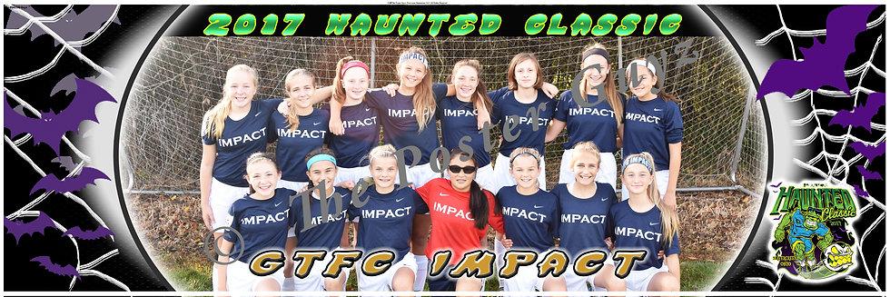 GTFC Impact 05 White U13 - G13