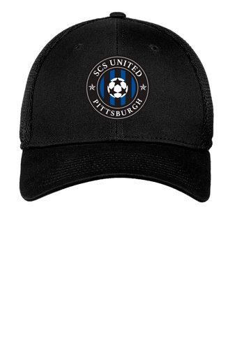 SCS-New Era Mesh Flex Fit Hat