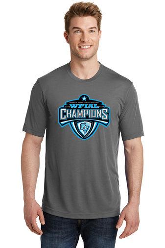 Dark Grey Short Sleeved Dri-Fit T-Shirt
