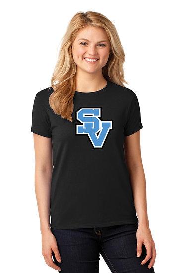 Gildan ® Ladies Heavy Cotton™ 100% Cotton T-Shirt. 5000L