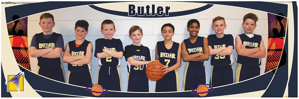 Butler 3rd Grade A Smiling