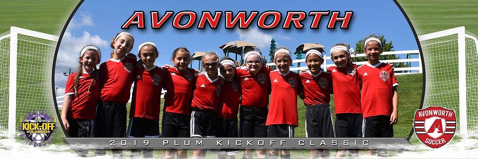 Avonworth Wolfpack Girls U10 Bronze