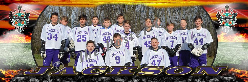 Jackson B Team 7-8 Boys D
