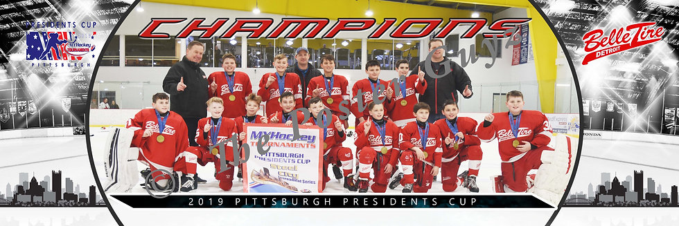 Belle Tire Peewee A Champions