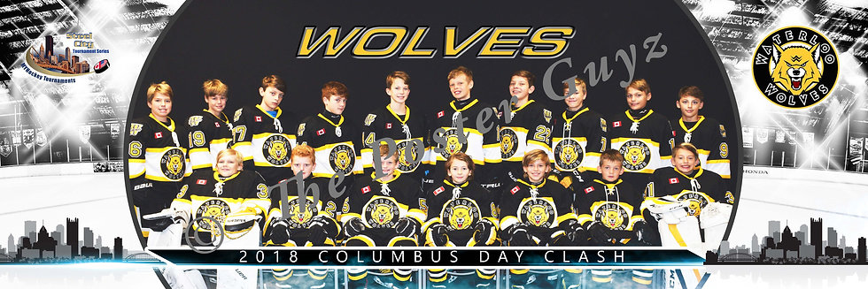 Waterloo Wolves Peewee Minor