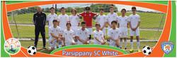 PARSIPPANY SC 2003 WHITE U14B