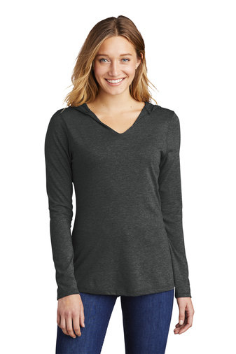 SVBBALL-Women's Hooded Long Sleeve Shirt