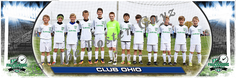 Club Ohio 2007 Black Azzurri Boys U11