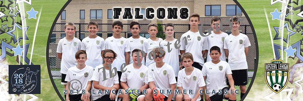 Western Lehigh United SC Falcons U13B