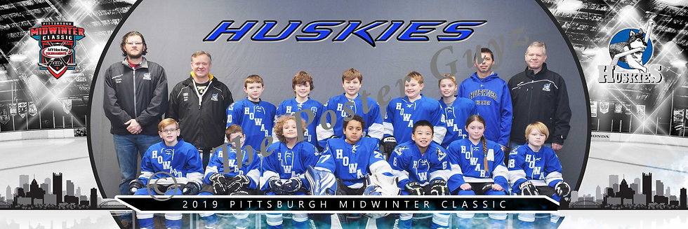 Howard Huskies Squirt B