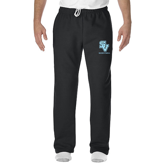 Adult sweatpants with pockets