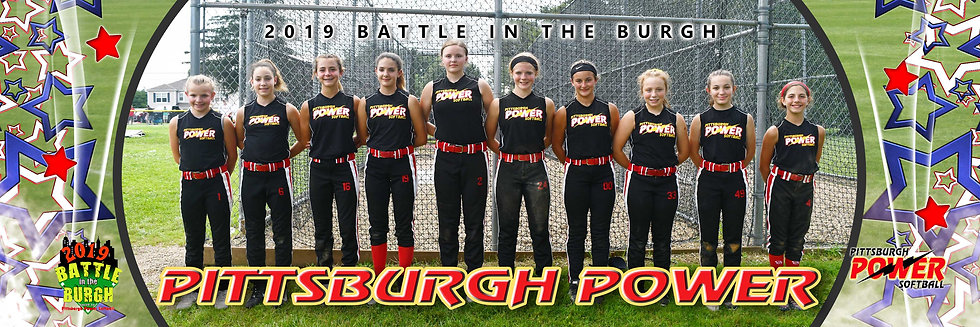 Pittsburgh Power Elite (12A)