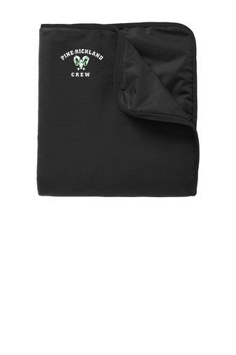 PR Crew-Stadium Polyester Blanket