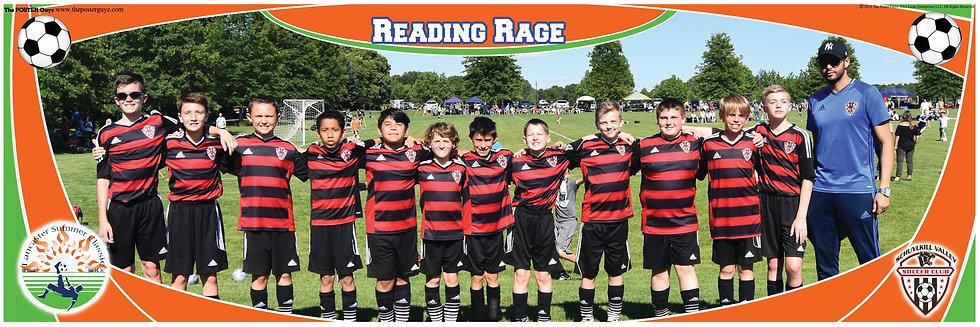 Reading Rage 05 Beckham u12B