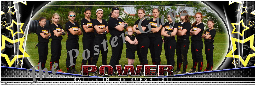 Pittsburgh Power Sullivan 12