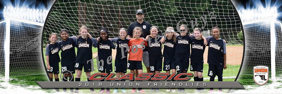 Baltimore Union SC Baltimore Union 08 Classic GU11