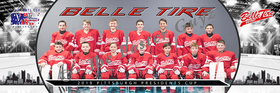 Belle Tire Peewee A