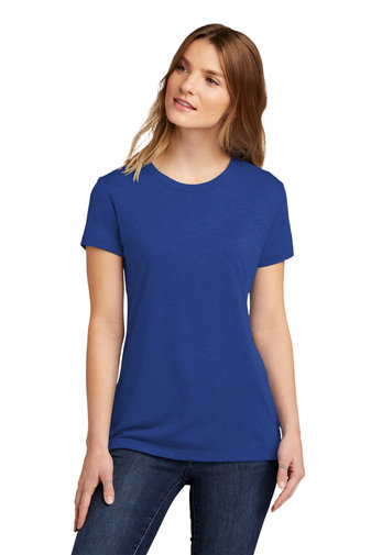 SCS-Women's Next Level Short Sleeve Shirt-Round Logo