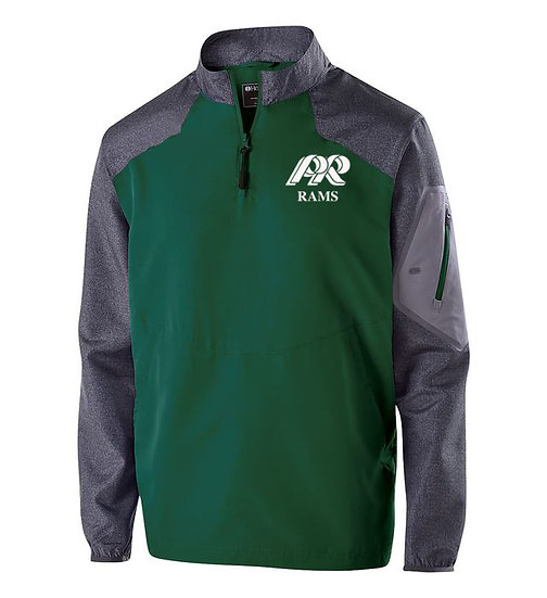 PRHS-Holloway Raider Quarter Zip-PR Design