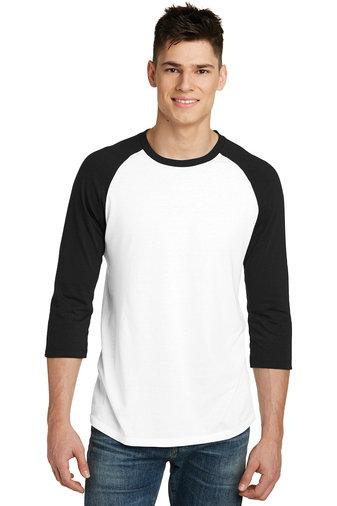 PREden-District Baseball Style Shirt