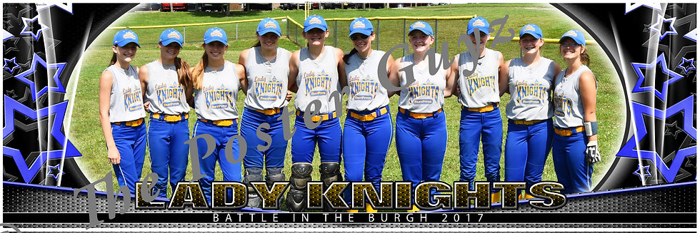 Canonsburg Lady Knights Moeller 14A