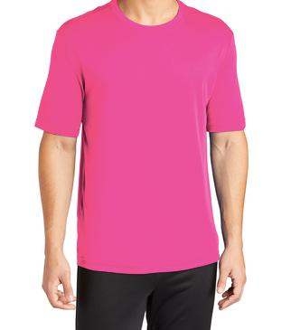 SVFootball-Pink Short Sleeve Shirt