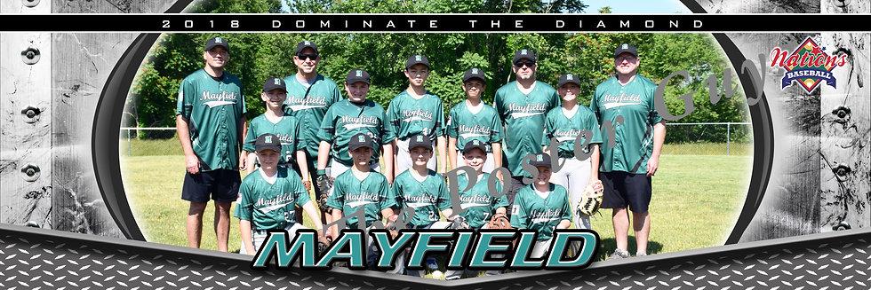 Mayfield Baseball 11U