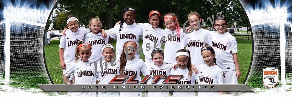 Baltimore Union 2005 Select GU14
