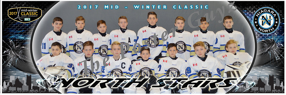 Niagara North Stars 2005C