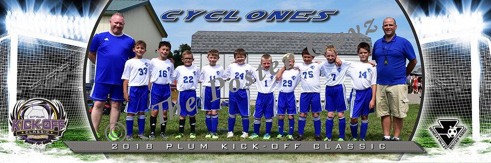 Seneca Valley Cyclones Boys U10