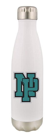 NP Wildcats-Aluminum Water Bottle