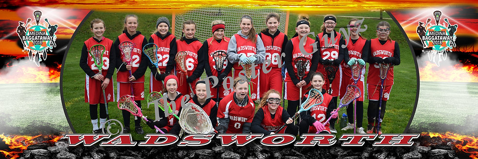 Wadsworth Girls 5-6 Red D