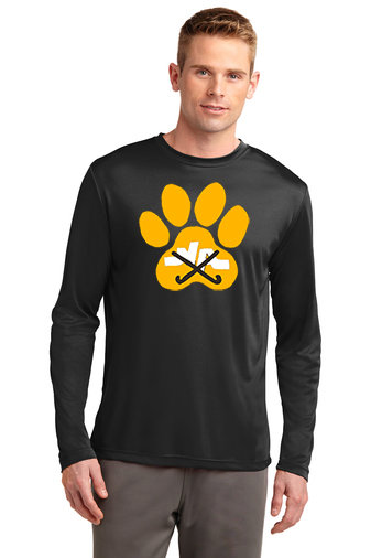 NAFH-Long Sleeve Dri Fit-Paw Logo