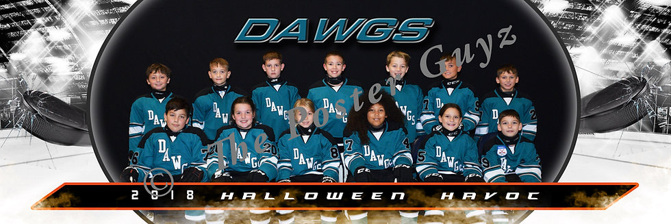 Butler Valley Dawgs - B Division