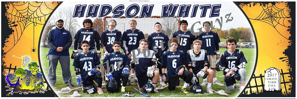 Hudson White 7-8 A Boys