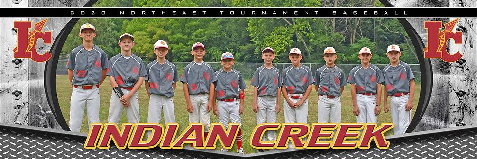 Indian Creek 12U
