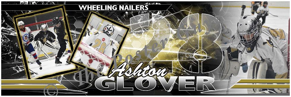 Ashton Glover #28
