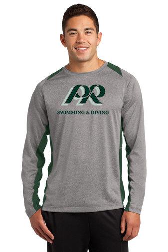 PRS&D-Men's Long Sleeve Contender Shirt