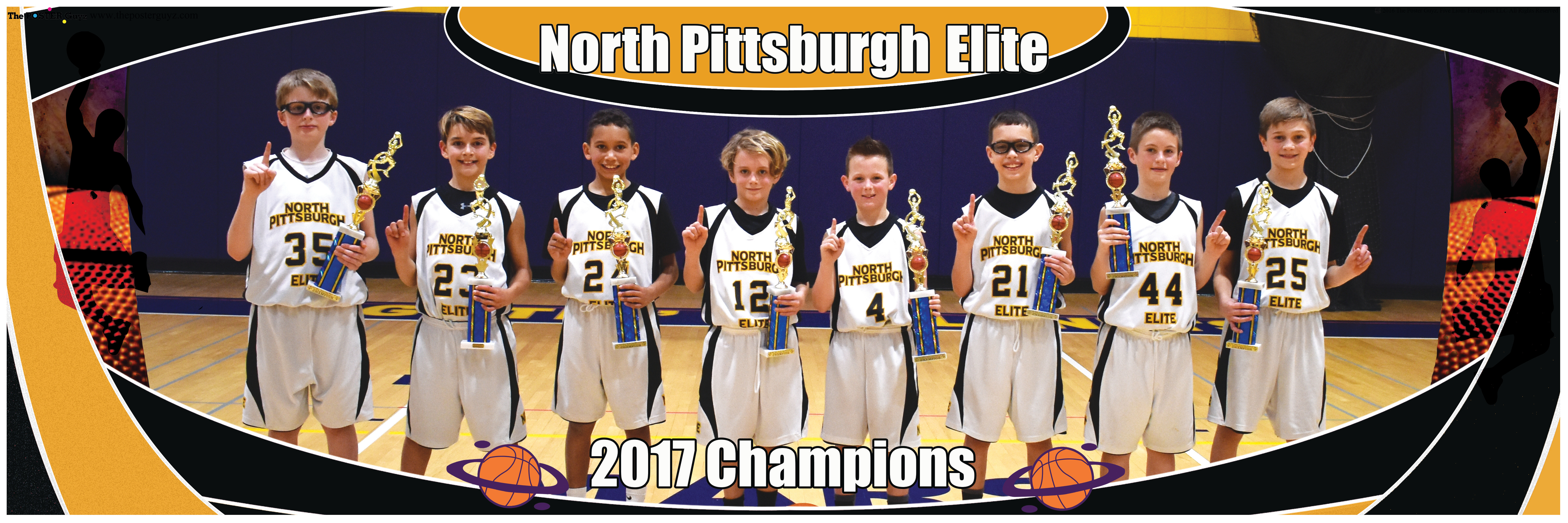 North Pittsburgh Elite champs