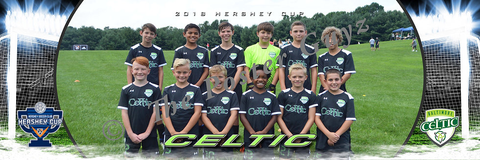 BALTIMORE CELTIC NORTH 2007 BU12