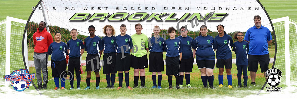 Brookline Youth Soccer B2006