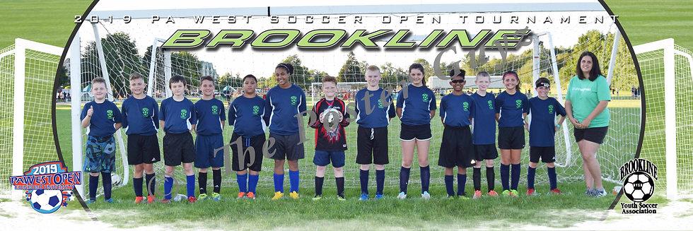 Brookline Youth Soccer B2007