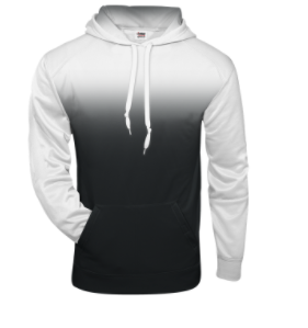 PRWexford-Badger Ombre Performance Hoodie