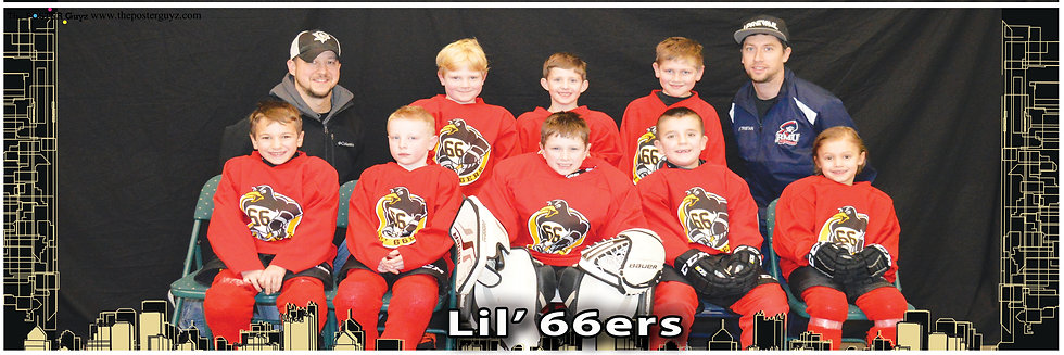 Lil' 66ers Wenzig White