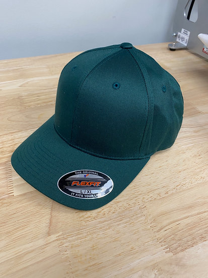 FlashSale!-Solid Flex Fit Hat