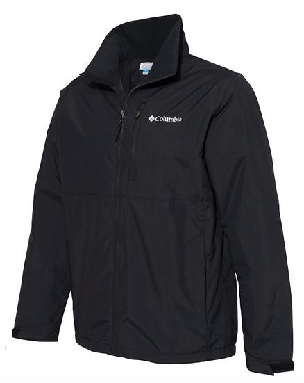 SVSoftball-Women's Columbia Full Zip Heavy Jacket