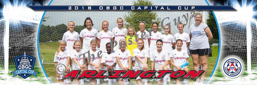 Arlington SA 2006 Girls White (VA) Girls U13
