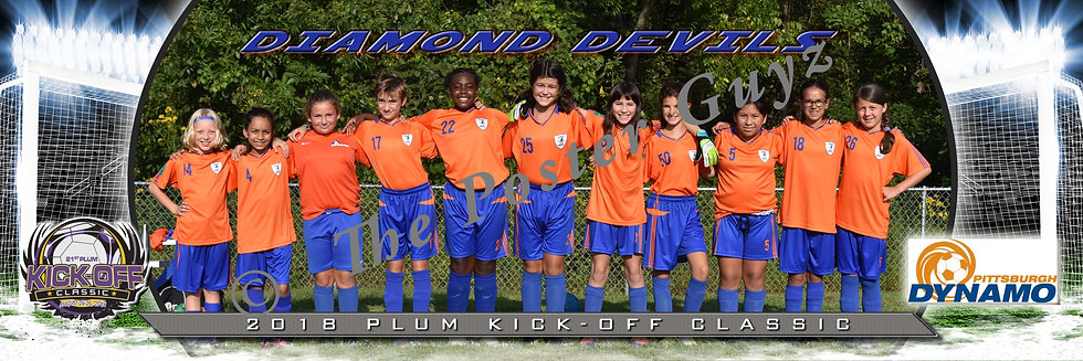 Pgh Dynamo Diamond Devils Girls U12